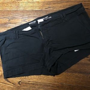 Black Mossimo Shorts